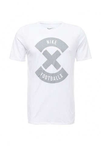 NIKE PERFORMANCE Football X Logo T-Shirt 806481 100 - soccerkingstore