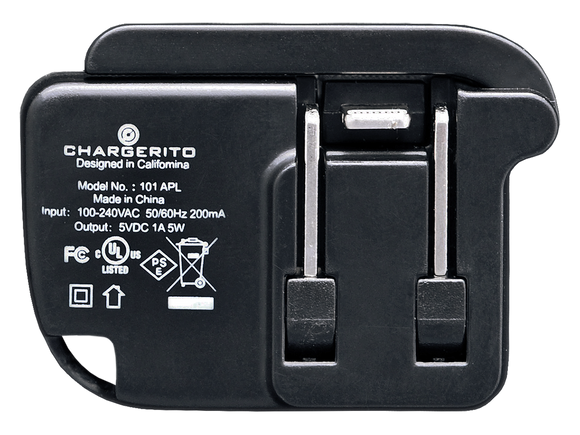 Crowdfunding Additional Apple Chargerito