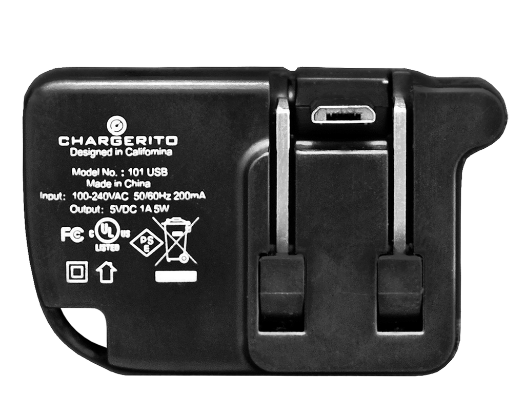 Crowdfunding Additional Micro-USB Chargerito