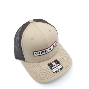 Pipe Vise Snap Back