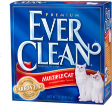 Ever Clean Multiple Cat Litter