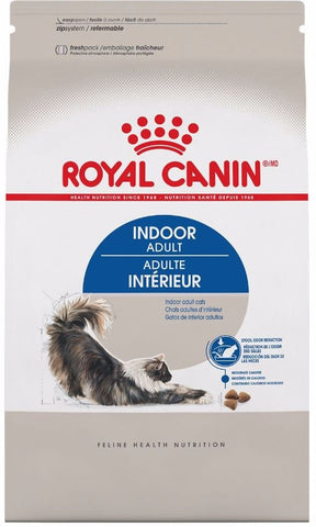 Royal Canin Feline Health Nutrition Indoor Adult 27 Dry Cat Food