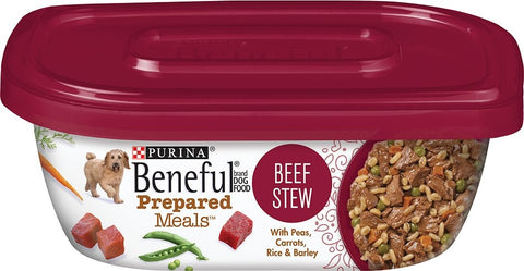 Beneful Prepared Meals Beef Stew Wet Dog Food