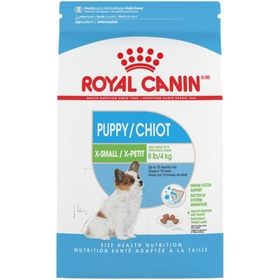 Royal Canin X-Small Puppy Dry Dog Food