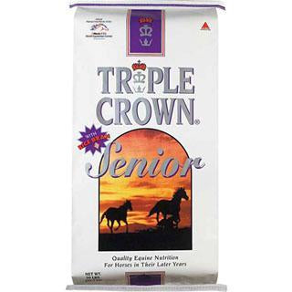 Triple Crown Senior Horse Feed
