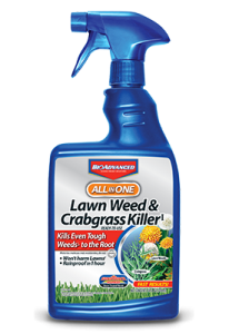All-In-One Lawn Weed & Crabgrass Killer I Ready-To-Use
