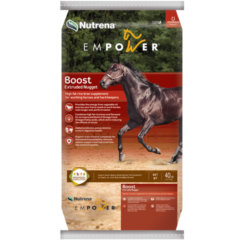 Empower Boost Horse Supplement