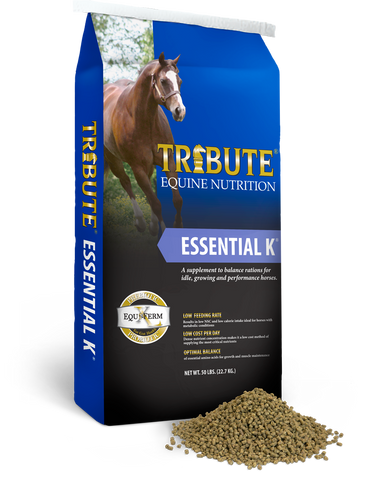 Tribute Essential K® Horse Feed