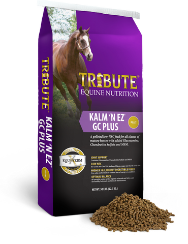 Tribute Kalm 'N EZ® GC Plus Horse Feed