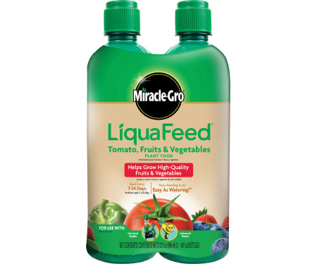 Miracle Gro LiquaFeed Tomato, Fruit & Vegetables Plant Food