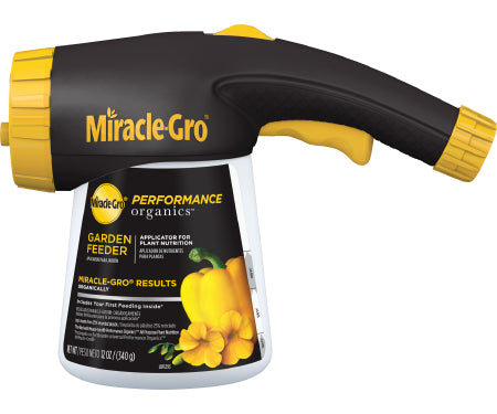 Miracle Gro Performance Organics Garden Feeder