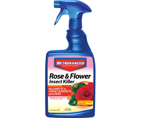 Rose & Flower Insect Killer