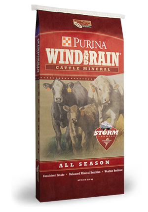 Purina® Wind and Rain® Storm® All Season