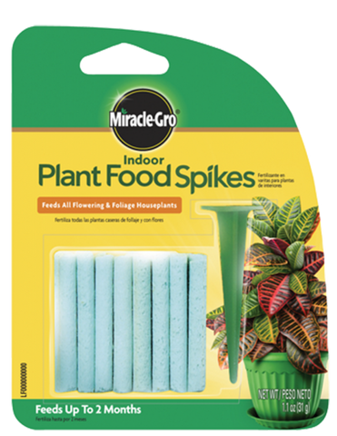Miracle-Gro® Indoor Plant Food Spikes