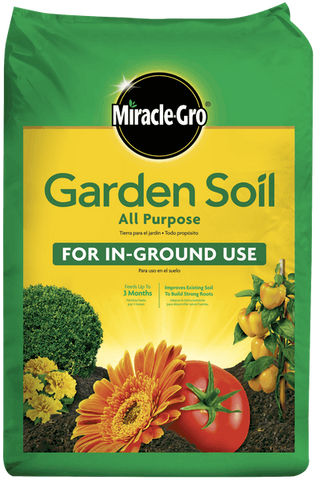 Miracle-Gro® All Purpose Garden Soil