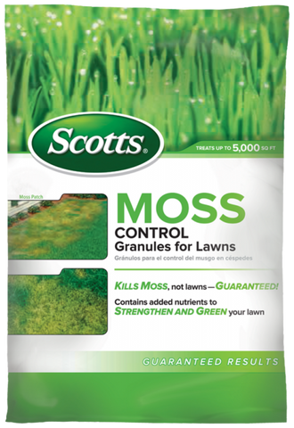 Scotts® Moss Control Granules For Lawns