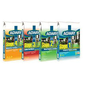 Agway® 4 Stage Lawn Program