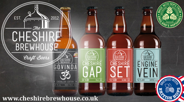 The Cheshire Brewhouse is Growing Help Us Grow into Bigger Better Champion of British Beer