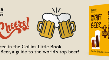 Cheshire Brewhouse as Featured in Collins Little Book of Craft Beer
