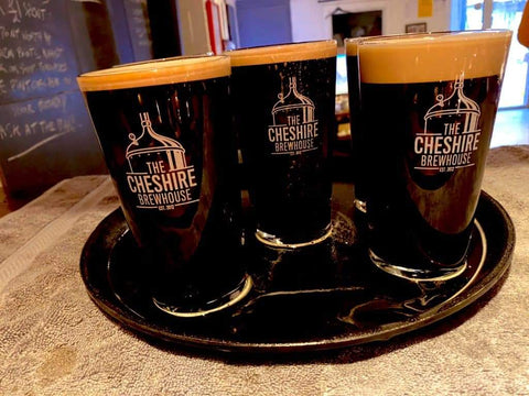 The Cheshire Brewhouse Lindow Cheshire Stout