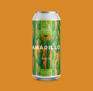 Amarillo - Double IPA - ABV 8.2%