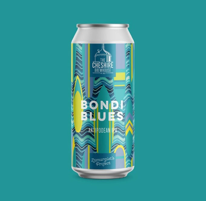 Bondi Blues - Antipodean IPA - ABV 6.2%