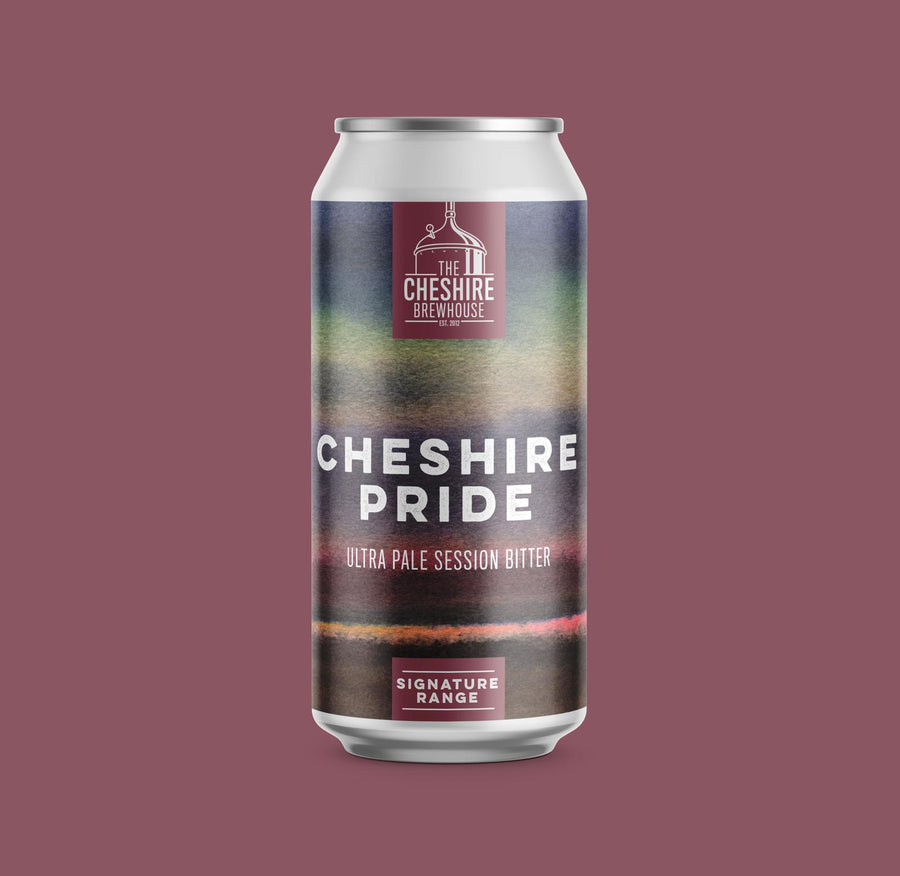 Cheshire Pride - Session Bitter - 3.6%
