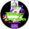 Big O'rse pump clip image by The Cheshire Brewhouse