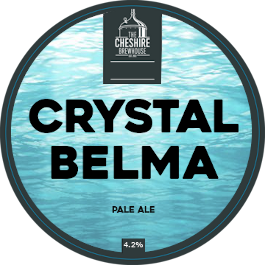 10l Bag in Box Crystal Belma Pale Ale ABV 4.2% **Local Delivery Day is a Thursday - orders need to be received by 10am**