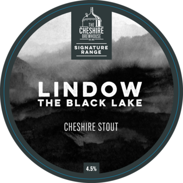 The Cheshire Brewhouse - Lindow Cask Clip - 4.5%