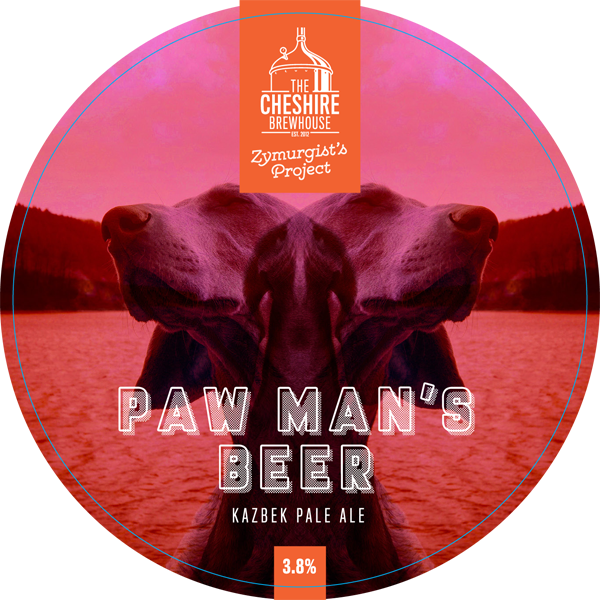 Paw Mans Beer - Single Hop Pale Ale - 3.8%