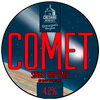 Comet pump clip by The Cheshire Brewhouse
