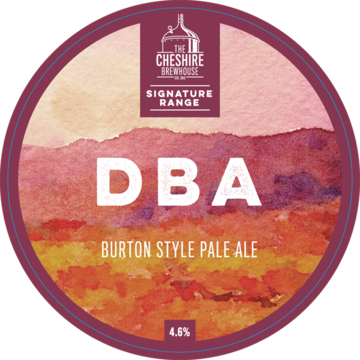 10l BIB DBA - Burton Style Bitter ABV 4.6% **Thursday Local Delivery Day within 12 miles - orders need to be received by 8am**
