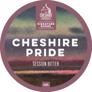 The Cheshire Brewhouse Cheshire Pride 3.8%