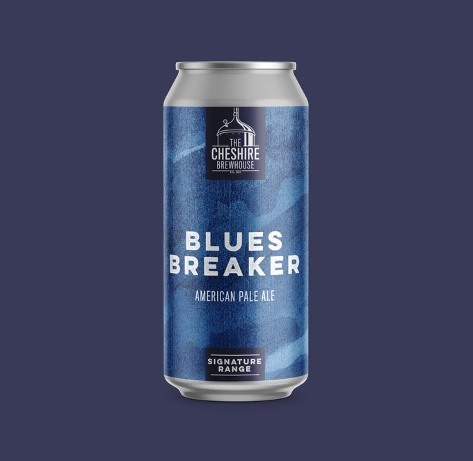 Blues Breaker American Pale Ale 4.8% 440ml Can