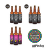 IPA Day Selection Box - Box of 12 Bottled IPA Beers