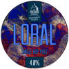 Loral 4.0% Single Hop extra Pale Ale