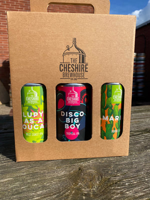 IPA & SOUR Gift Box (6 Cans)