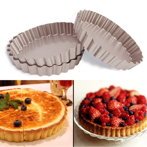 Mini Tart Pans Cake Mold