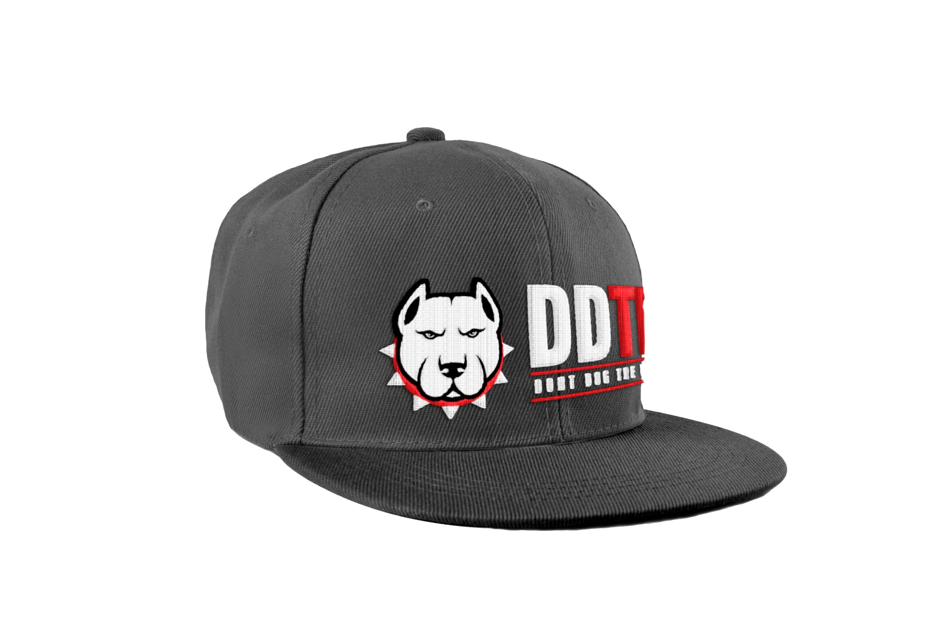 Black Dont Dog The Boys Snapback