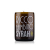 CRUSH - THE REPURPOSED WINE BOTTLE - CANDLE COMPANY - Syrah
