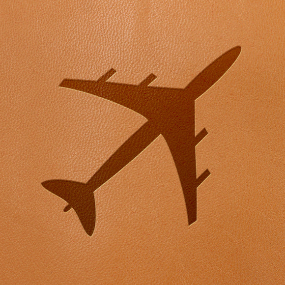 Airplane Symbol-  Fire Branded Images