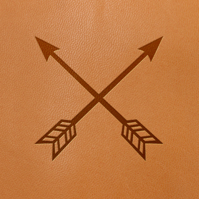 Crossed Arrow Symbol- Fire Branded Images