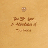 11 The Life Love & Adventures of Symbol - Image Symbol Embossing Upgrade