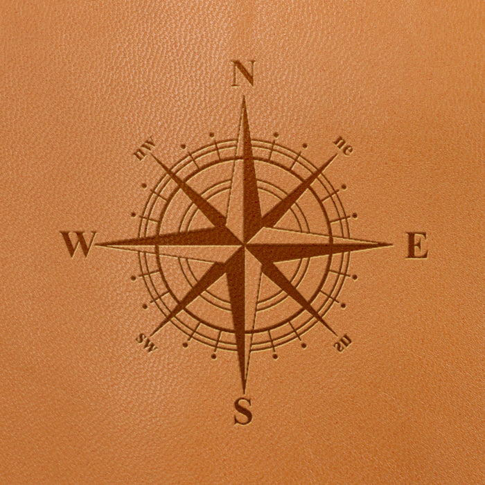Compass Symbol- Fire Branded Images