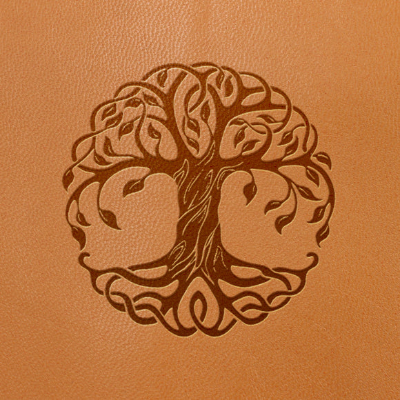 Tree Celtic Symbol- Fire Branded Images