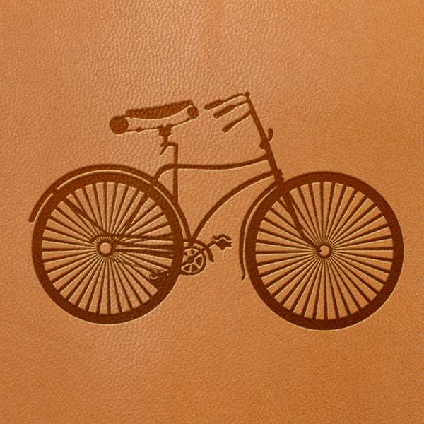 Bicycle Symbol- Fire Branded Images