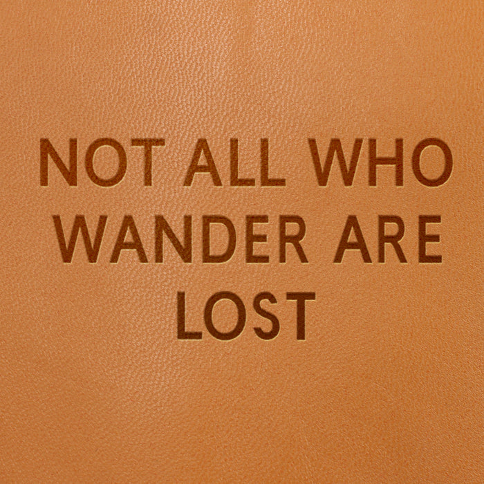 Not All Who Wander Are Lost Image- Fire Branded Images