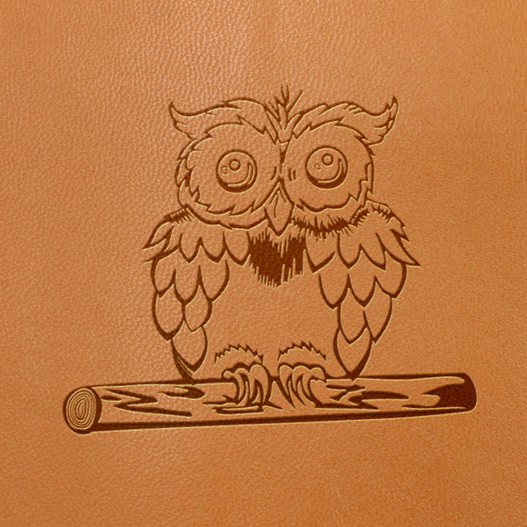 Owl Symbol- Fire Branded Images