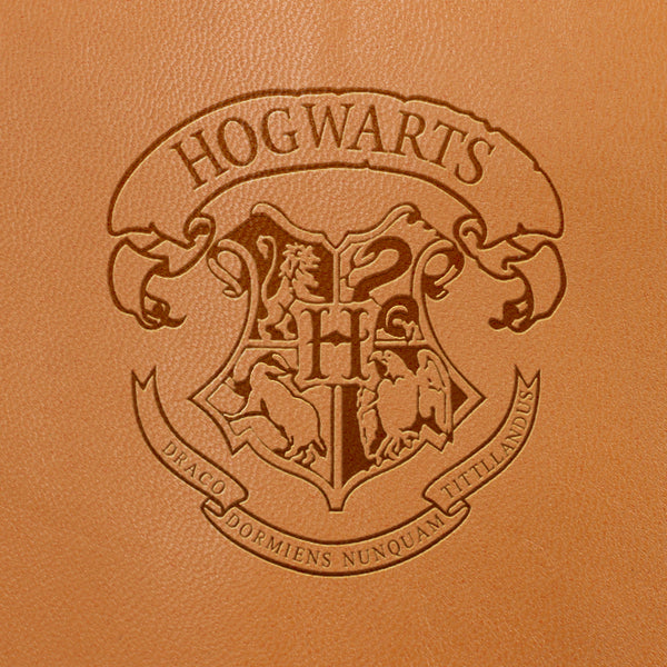 Harry Potter Hogwarts Emblem- Fire Branded Images